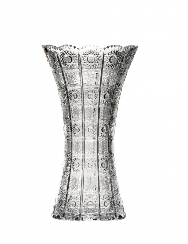 Bohemia Crystal Vase Crystal Treasury