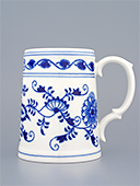 Half A Litre Porcelain Beer Mug