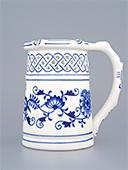 Porcelain Beer Mug With Perforations