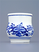 Blue Onion Porcelain Liquer Tot