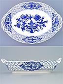Zwiebelmuster Porcelain Basket