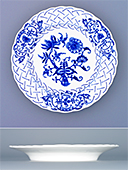 Small Embossed Plate