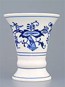 Blue Onion Porcelain Small Vase