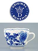 Blue Onion Porcelain Tea Cup A2