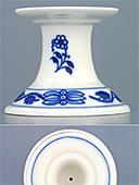 Porcelain Candlestick Zwiebelmuster