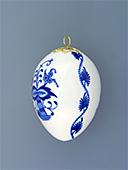 Blue Onion Easter Egg