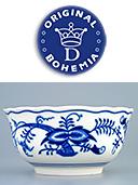 Blue Onion Porcelain Round Bowl