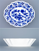 Porcelain Sugar Bowl Large