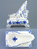 Zwiebelmuster Porcelain Pipe-Stand