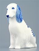 Zwiebelmuster Porcelain Dog