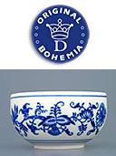 Small Blue Onion Porcelain Bowl