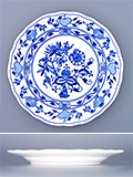 Zwiebelmuster Large Main Course Plate