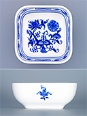 Blue Onion Porcelain Bowl Aero