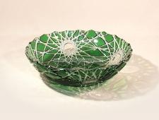 Cut Crystal Bowl