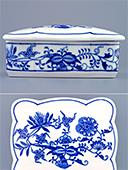 Porcelain Cigarette Box