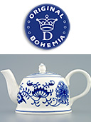 Czech Porcelain Coffee - Tea Pot