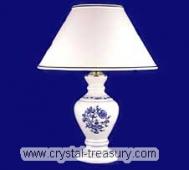 Zwiebelmuster Porcelain Cashmire Lamp