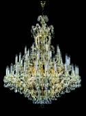 Maria Theresa Chandelier 48 bulbs