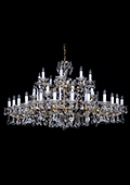 Maria Theresa Chandelier 40 bulbs