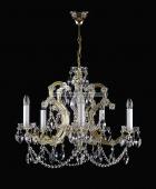 Maria Theresa Chandelier 5 bulbs
