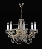 Maria Theresa Chandelier 6 bulbs