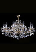 Maria Theresa Chandelier 12 bulbs