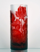 Bohemia Rose Vase
