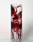 Váza Plameňáci