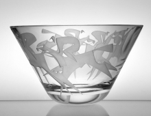 Horse Races Bowl