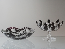 Cut Crystal Bowl