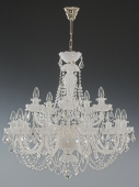 Chandelier 10+5 arms