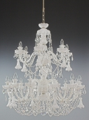 Chandelier 12+6 arms