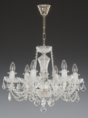 Traditional Bohemia Crystal Chandelier