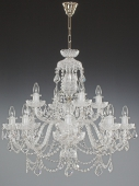 Chandelier 8+4 arms