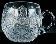 Crystal Punch Bowl Cup