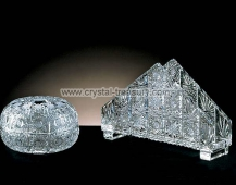 Bohemia Crystal Napkin Holder