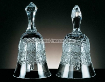 Bohemian Traditional Crystal Bell