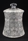Crystal Buscuit Barrel