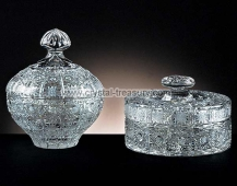 Bohemia Cut Crystal Box