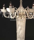 Art-Nouveau Table Lamp - Women