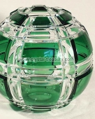 Green vase - sphere