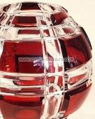 Red Vase - sphere