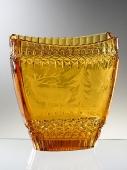 Amber Vase