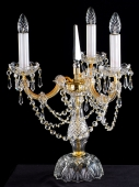 Maria Theresa Table Lamp with 3 bulbs