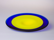 Blue - Yellow Plate