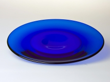Blue - Light Blue Plate
