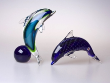Modrozeleny delfin