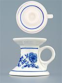 Miniature Porcelain Candleholder