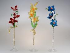 Sklenena kvetina