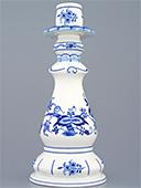 Slim Porcelain Candleholder